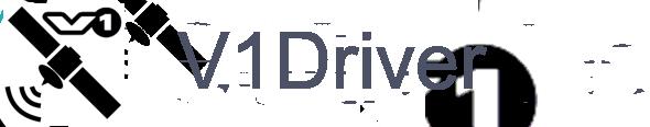 V1Driver Logo